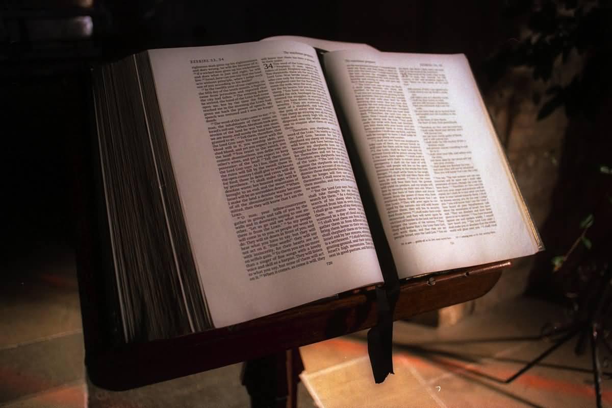 Etude Biblique