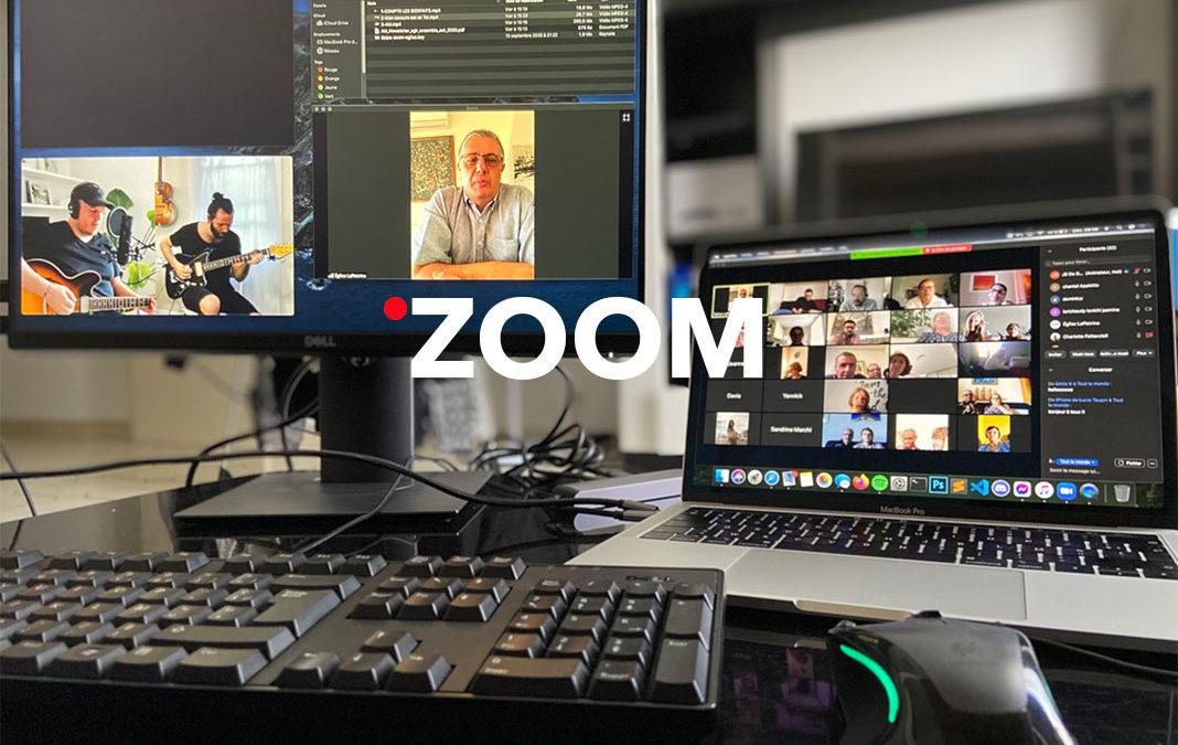 Replays – Réunions sur Zoom